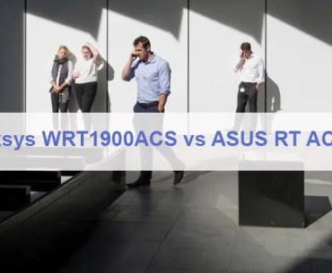 Linksys WRT1900ACS vs ASUS RT AC68U