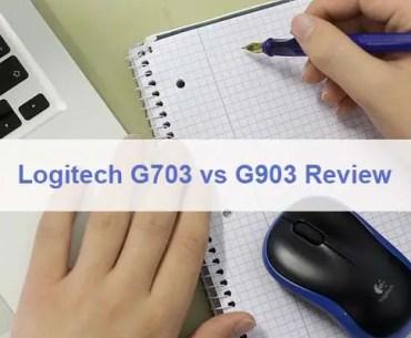 Logitech G703 vs G903