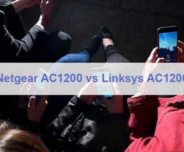 Netgear AC1200 vs Linksys AC1200