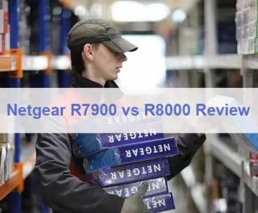 Netgear R7900 vs R8000