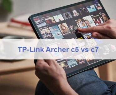 TP-Link Archer c5 vs c7