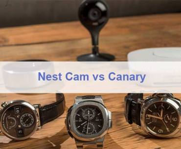 Nest Cam vs Canary
