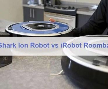 Shark Ion Robot 750 vs iRobot Roomba 690
