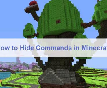 How to Hide Commands in Minecraft