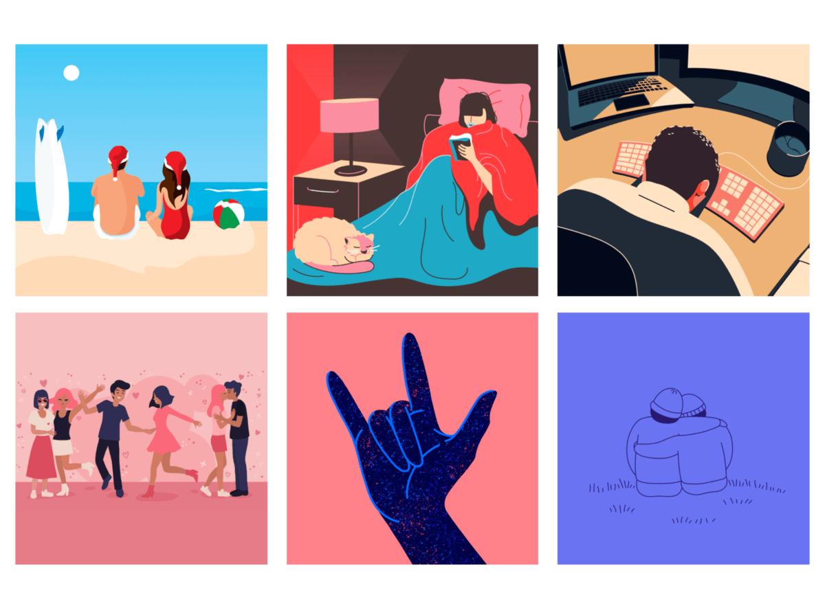 Mixkit Illustrations