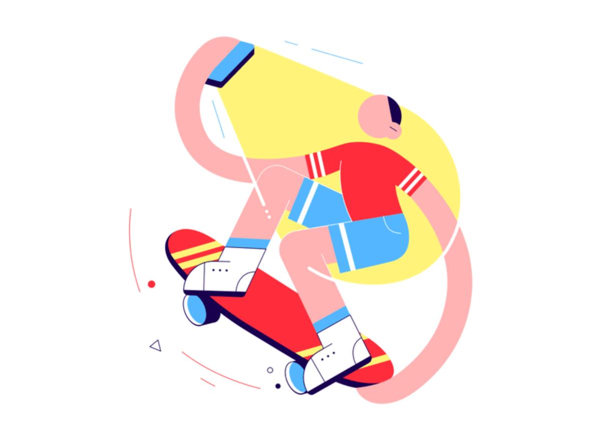 Huumph illustrations