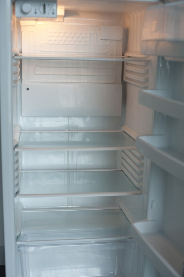 Free Stock Photo 10651 Open empty refrigerator ...