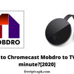 How to Chromecast Mobdro to TV in a minute?