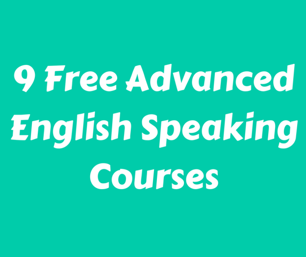 Advanced English Speaking Courses
