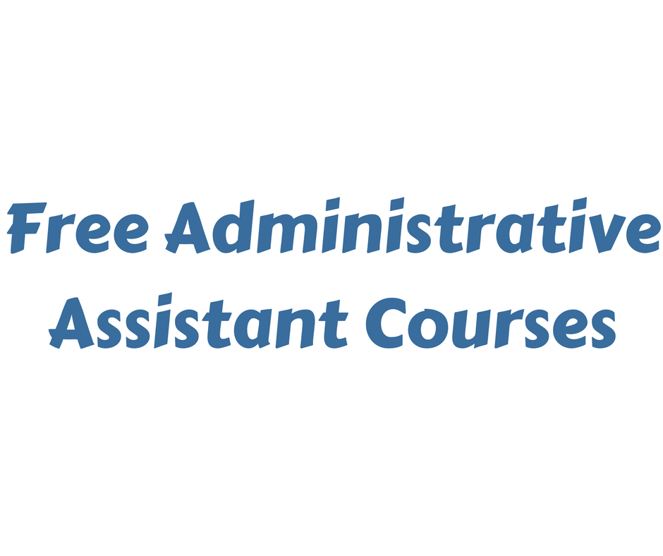 Administrative Assistant Courses Made Simple Even Your Kids Can Do
