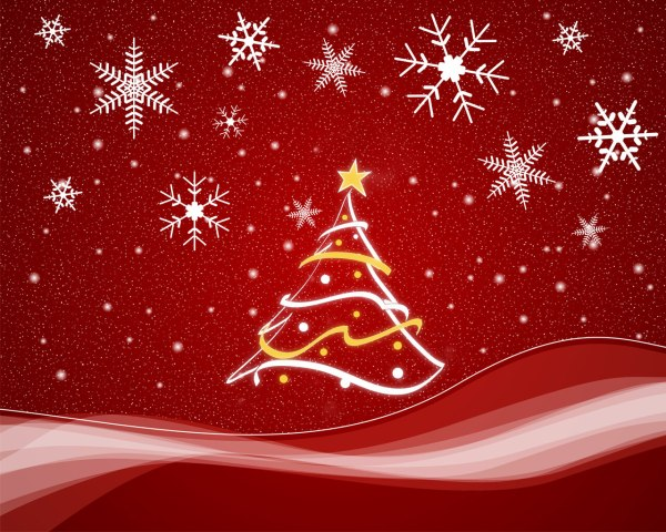 Pages Christmas Card Template - Free iWork Templates