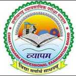 CGVyapam Lecturer 2019 (E & T Cadre) Exam Date and Syllabus