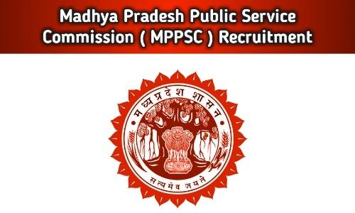 MPPSC Job vacancy