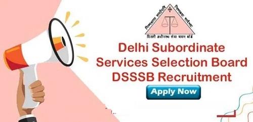 Delhi DSSSB free job search