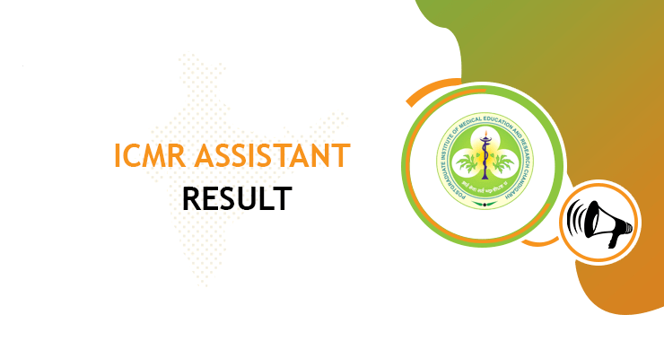 ICMR Assistants Results Free Job Search