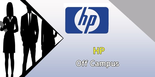 HP Off Campus Free Job Search