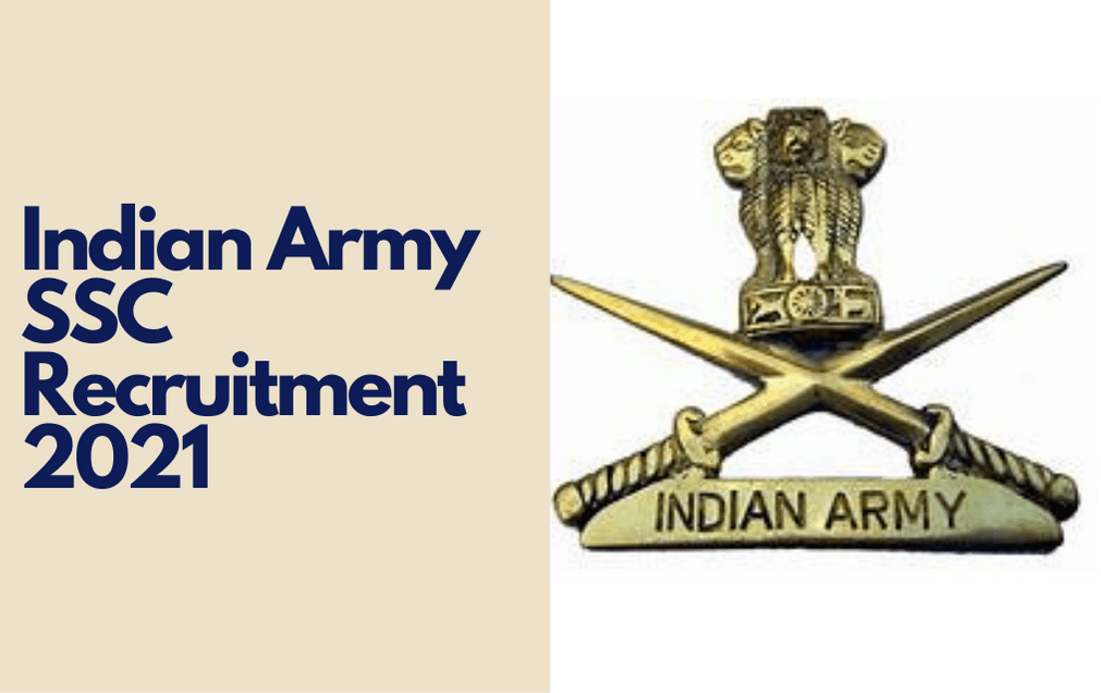 Indian Army 58th SSC Free Job search