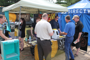 Activists Explain Bitcoin and More at Cheshire Fair 2014!