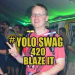 YOLO James Cleaveland