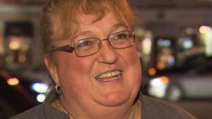 UBER Grandma Driver Stephanie Franz