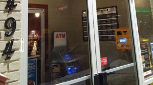 Murphy's Taproom on Elm St. is host to the Manchester Bitcoin Vending Machine.