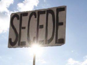 Secede Sign