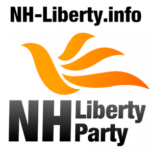 NH Liberty Party Logo