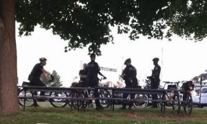 Bike Cops and Laconia Bike Week 2016