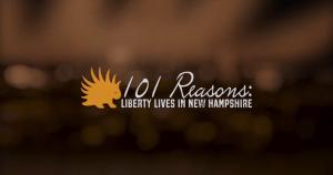 101 Reasons Film Logo
