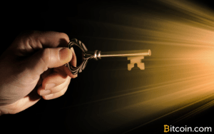 It's best if you hold your private keys yourself.