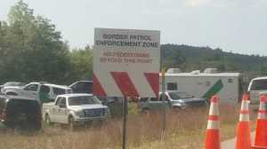 NH Internal Border Patrol Checkpoint