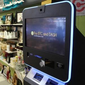 Keene's Original Cryptocurrency Vending Machine Gets Major Upgrade