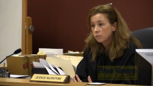 New Keene District Court Judge Erin B McIntyre Smacks Down Prosecutor