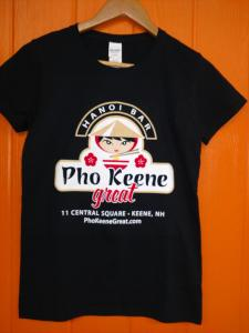Pho Keene Great - T-Shirts Available at Rt 101 Local Goods!