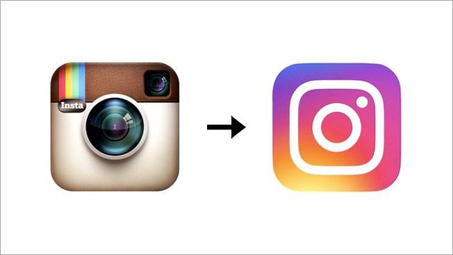 новый логотип Instagram