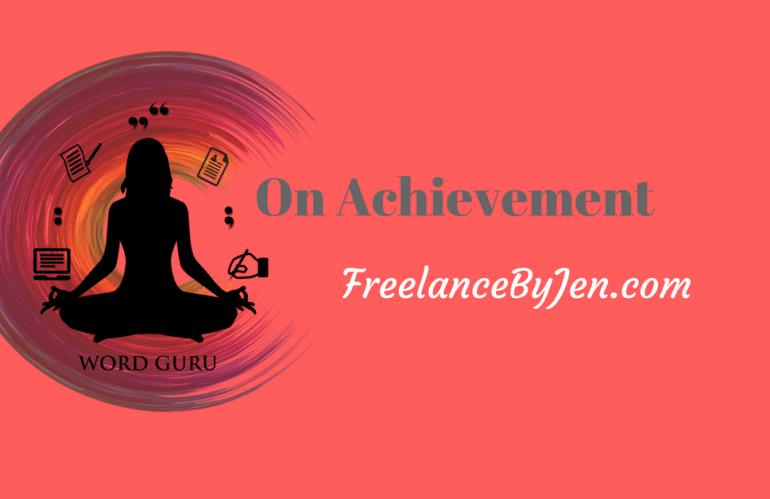 On Achievement