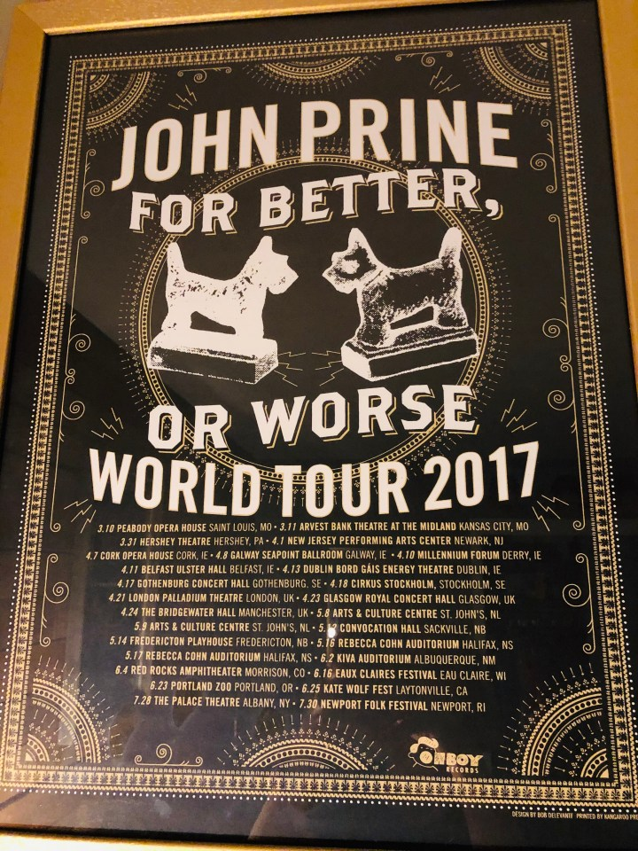 In Spite of Ourselves: Goodnight, John Prine.