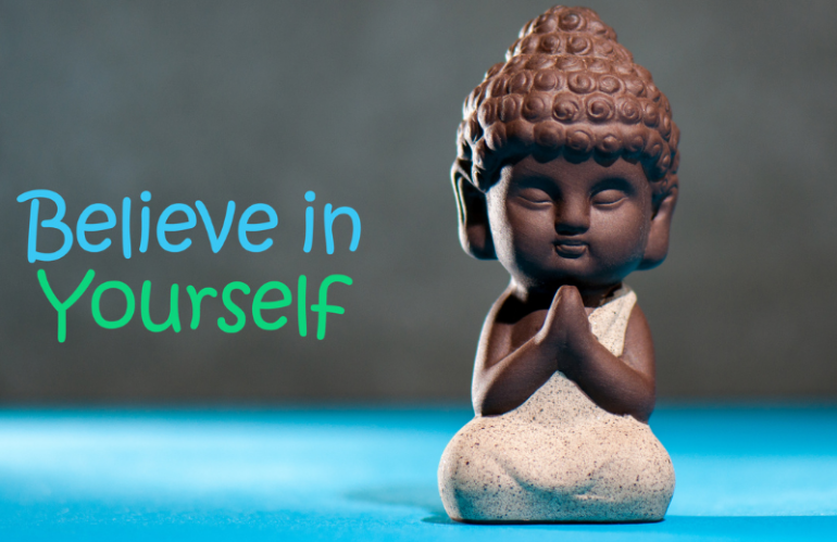 Believe in Yourself: Freelance Friday