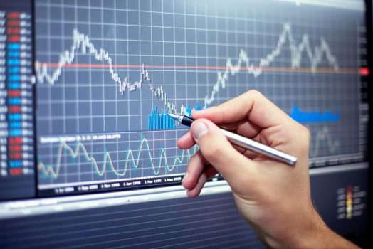 Technical and fundamental analysis of the stock market