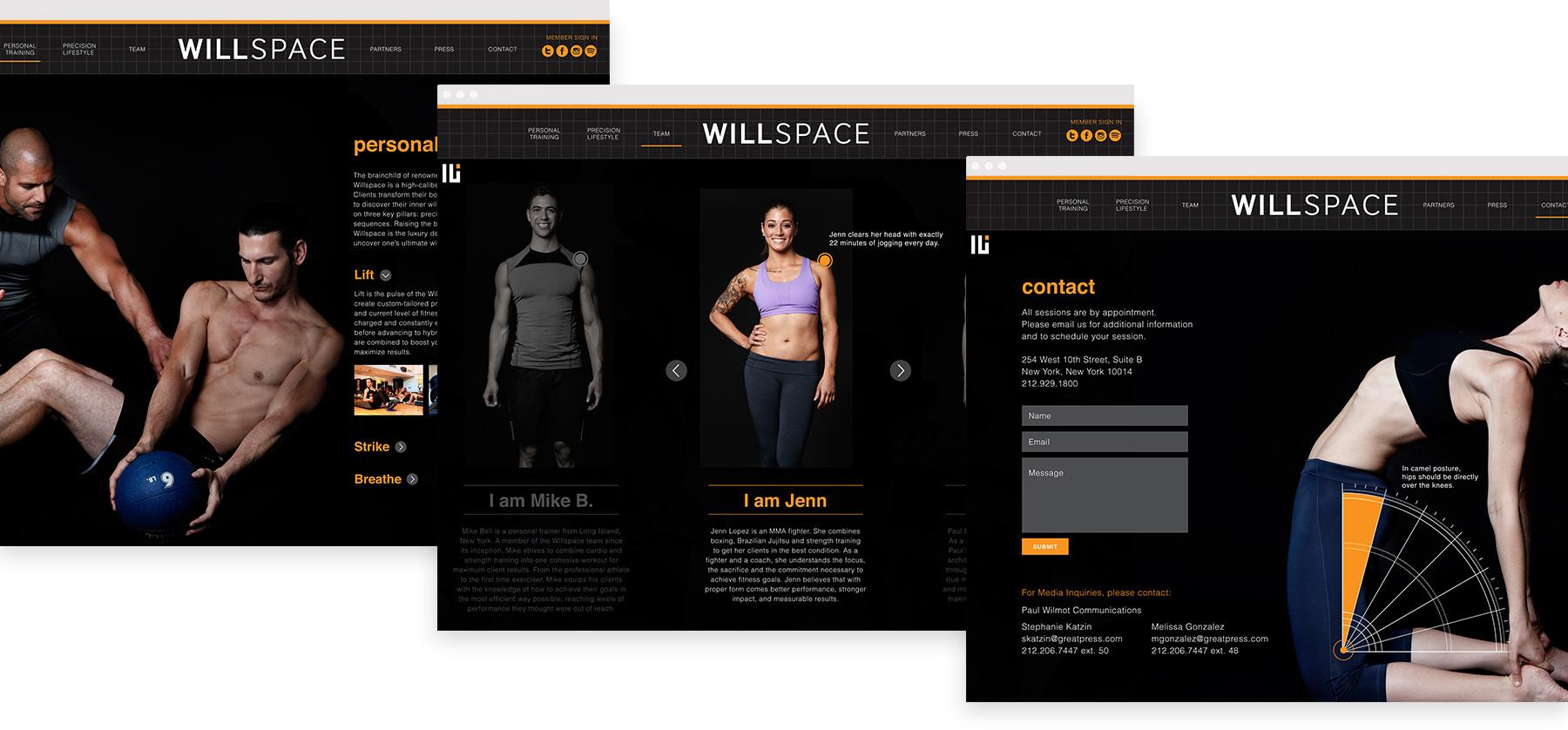 Willspace | Freelance Honeymoon
