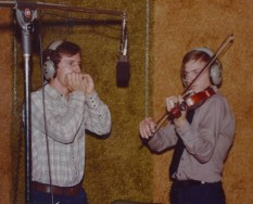 "Recording ""Run On"" In Cincinnati OH with James Peas 1984"