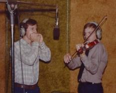 "Recording ""Run On"" In Cincinnati OH with James Peas 1984"
