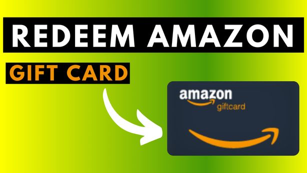 How to Redeem an Amazon Gift Card