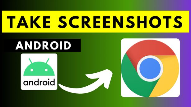 How to Take Screenshots on Google Chrome for Android