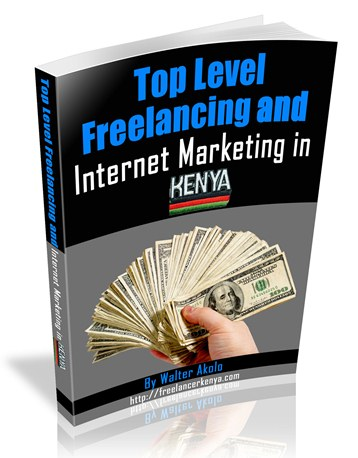 Top level freelancing and internet marketing in kenya
