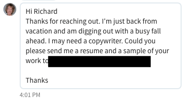 LinkedIn Pitching for Writers