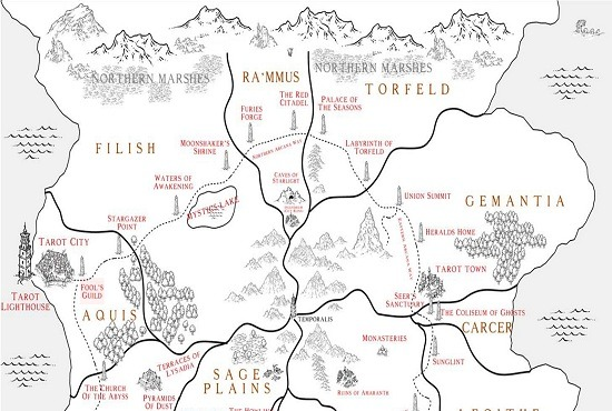 SVG RESPONSIVE MAP
