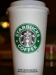 I love Starbucks!