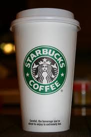 I love Starbucks!