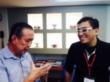 MK Liew and Mack Moey - these two men have brought Worldatwork Certification to Singapore!